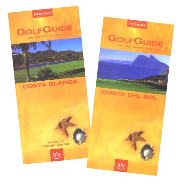 Sonstige Golf Guide verschiedene Länder