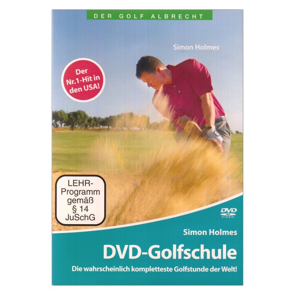Albrecht Simon Holmes Golfschule, DVD