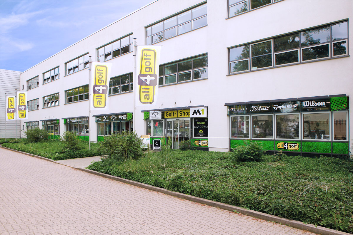 all4golf Shop Hannover